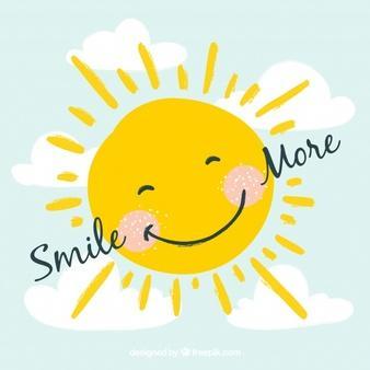 Sourire soleil fond 23 2147664511